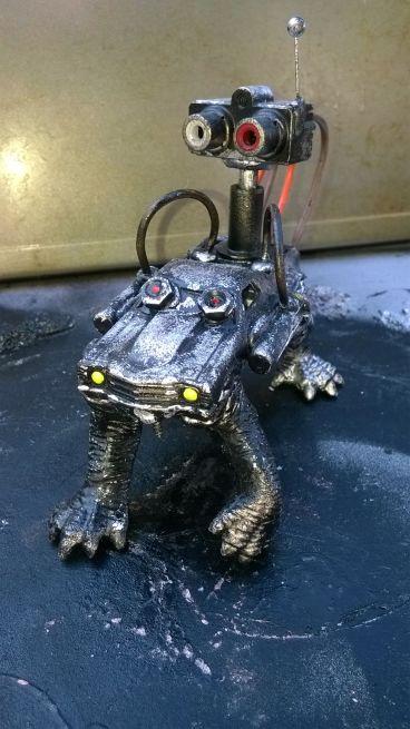 screwed sculpts custom car sculpture