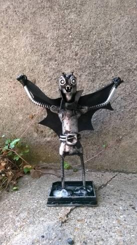 Halloween Vampire Robots!