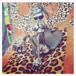 Foot Fetish Bot by Screwed Sculpts