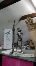Painter Bot by Screwed Sculpts