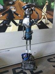 Customer photo of the WREN bot