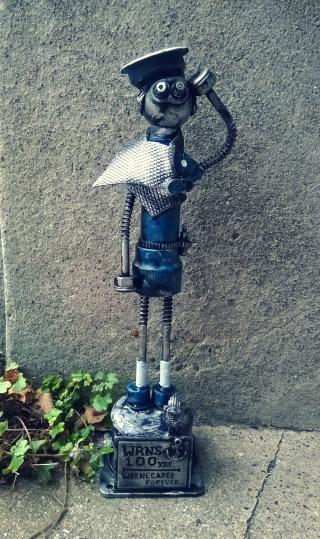 WREN Bot by Screwed Sculpts