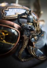Steampunk Mermaid Bot by Screwed Sculpts