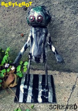 Beetlebot by Screwed Sculpts