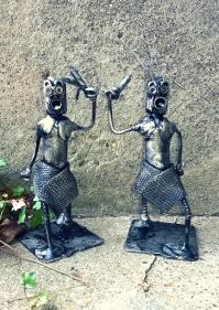 Warrior Bots by screwed sculpts