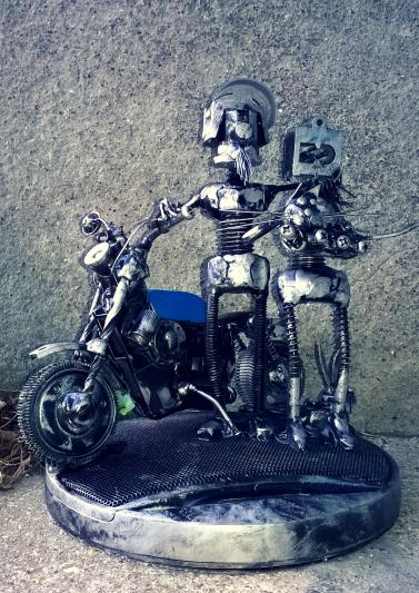 Biker Bot