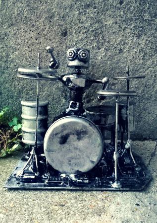 Drummer Bot