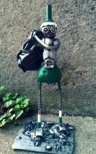Christmas Present Elf Bot