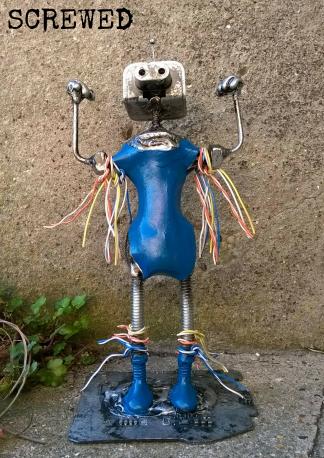 Wrestler bot