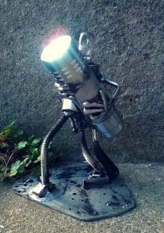 Torch bot