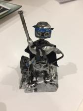 Super Bot! by Screwed Sculpts