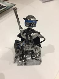 Super Bot! by Screwed Sculpts