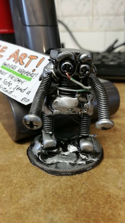 Free Art Friday Bot found!