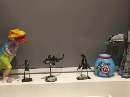 A fine screwed sculpts collection!