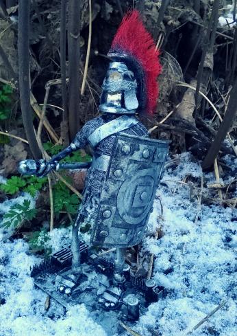 Roman Centurion Bot by Screwed Sculpts