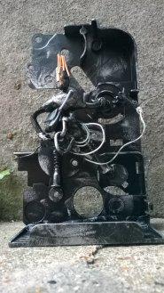 Rock Climber Bot by Screwed Sculpts