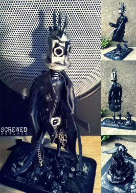 Goth Bot by Screwed Sculpts