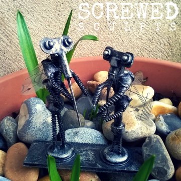 Fly Bots by Screwed Sculpts