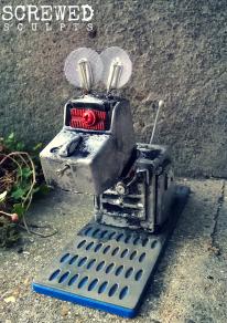 K-9 Bot by Screwed Sculpts