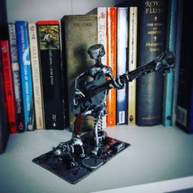 Customer Photo of their Screwed Guitar Bot
