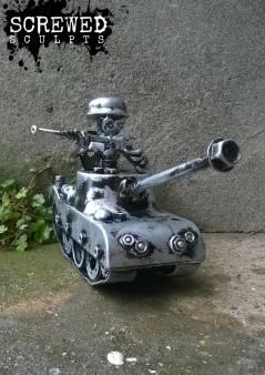 Tank Bot Sculpt!