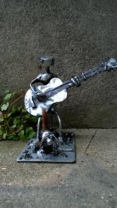 Custom Screwed Sculpts Music Bots
