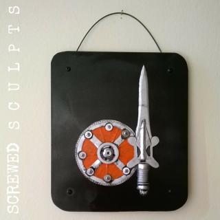 MOTU Power Sword & Shield