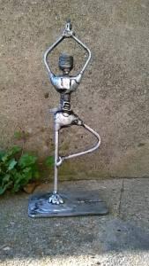 Yoga bot!