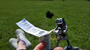 Free Art Friday Brighton Fringe Bot