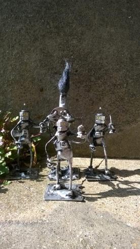 Screwed Sculpts bots