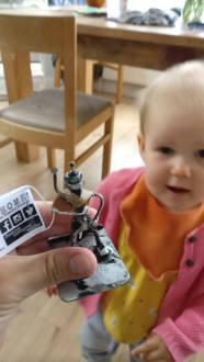 Baby bot