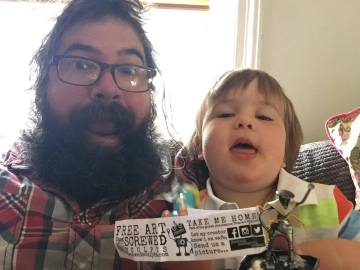 Father's Day finders!