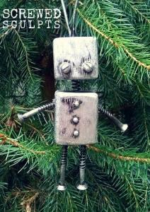 christmas bots silver 2018