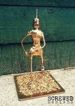 Golden Bot