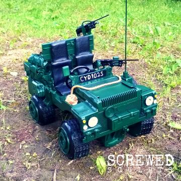 Jeep Sculpt