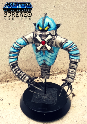Clay MOTU sculpt