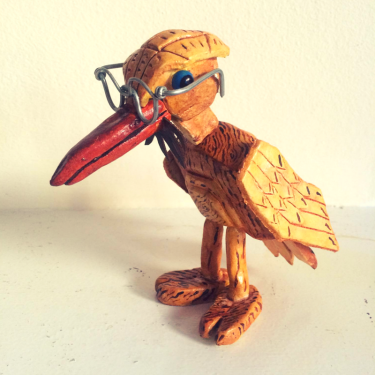 Professor Yaffle Sculpt