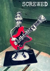 Hipster Guitar Bot