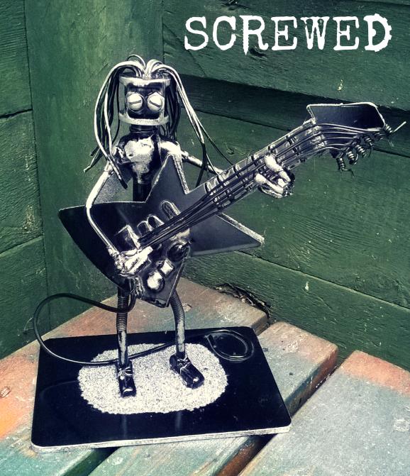Rock Guitar Bot!