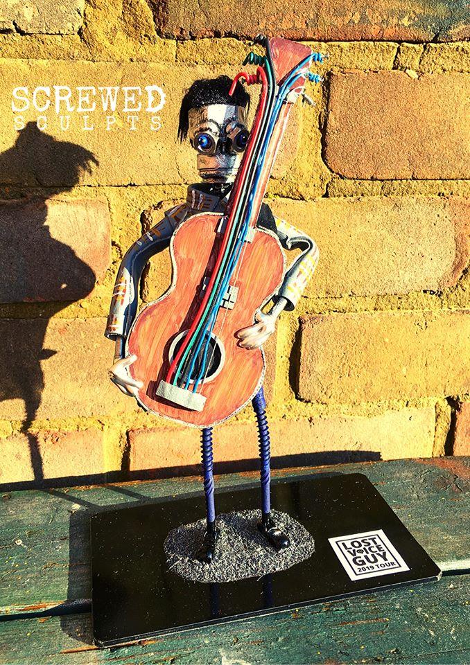 Guitar Screwed Sculpt