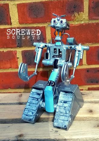 Johnny 5 Screwed Sculpt