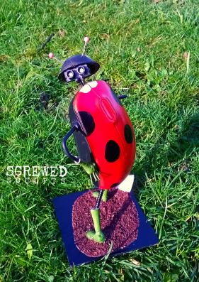 Lady-bot / Ladybird